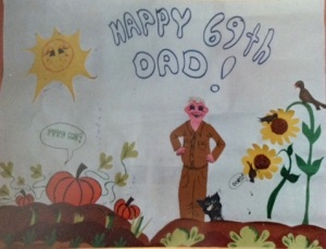 BirthdayPosterForDad